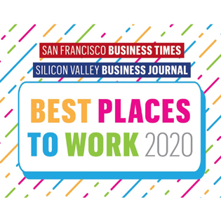San Francisco Business Times Silicon Valley Business Journal Best Places to Work 2020