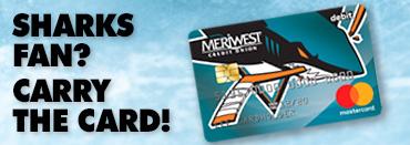 Sharks Fan? Get the Card!
