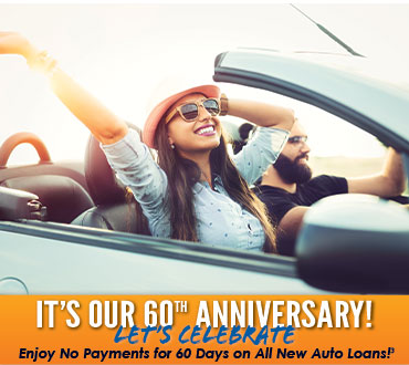 Auto Loans - No payment for 60th