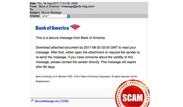 Paypal Scam Letter 2018