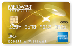 Meriwest Travel Credit Card image