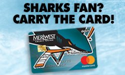Sharks Fan? Carry the Card!