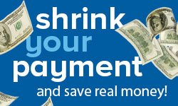 shrink your payment